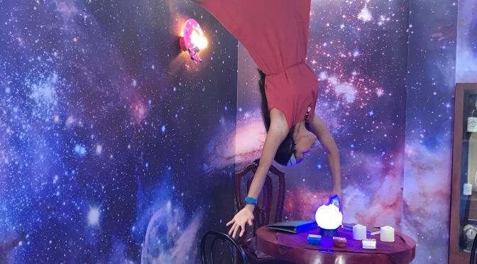 How my world turns upside down ?