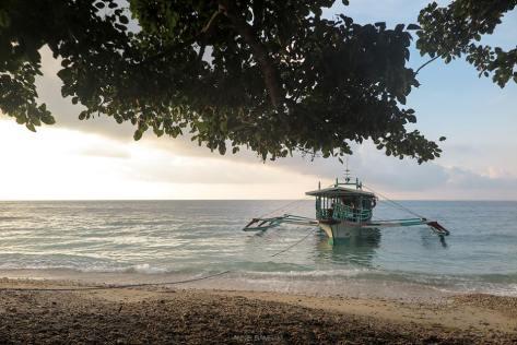 Canibad Beach, Samal Island